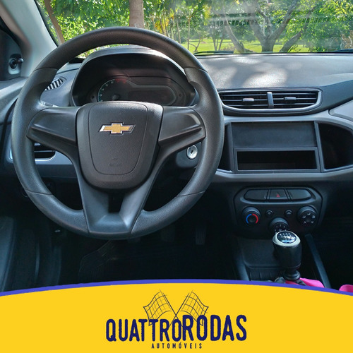 chevrolet onix - 2014/2015 1.0 mpfi ls 8v flex 4p manual
