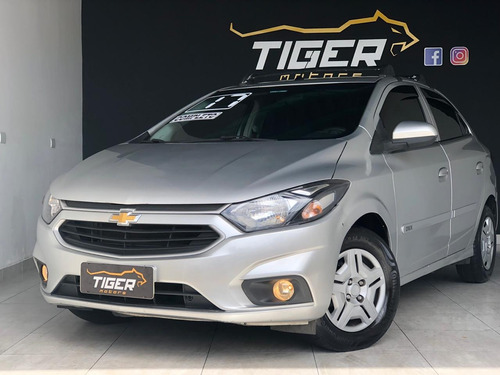 chevrolet onix - 2017 - completo - 54.000km - manual+chave