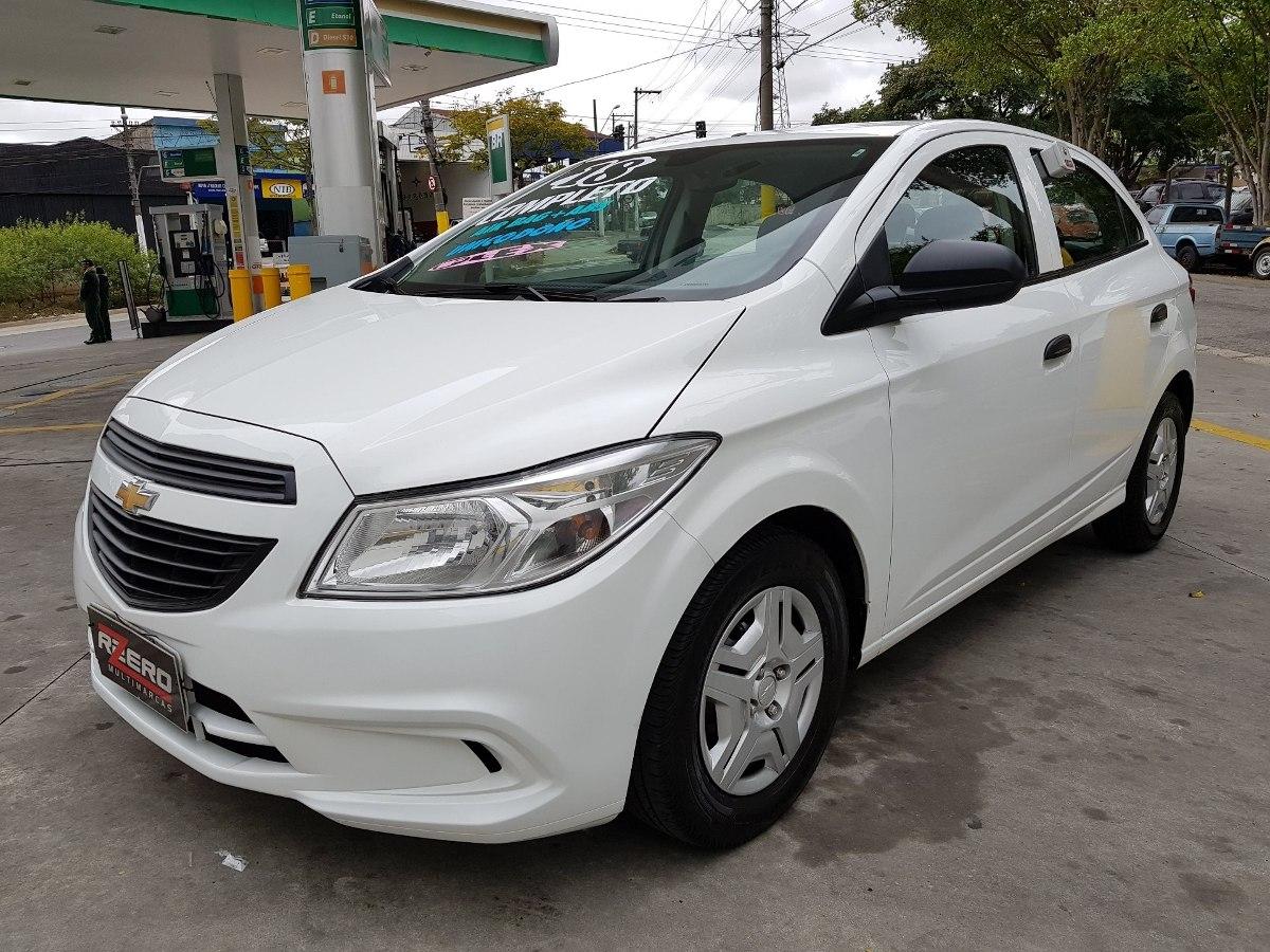 Chevrolet Onix 2018 Joy Completo 19 000 Km Impecavel Novo R