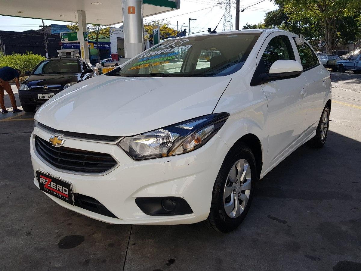 Chevrolet Onix 2018 Lt Completo 1 0 Flex 12 000 Km Novo R 40 950