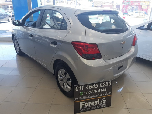 chevrolet onix joy 1.4 0km 2020#7