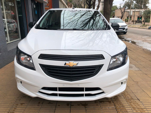 chevrolet onix joy 1.4 ls 2020 0km canje financiacion