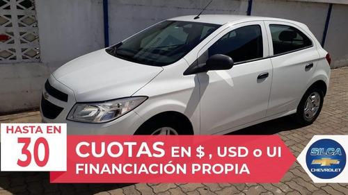 chevrolet onix joy 2018 blanco 5 puertas