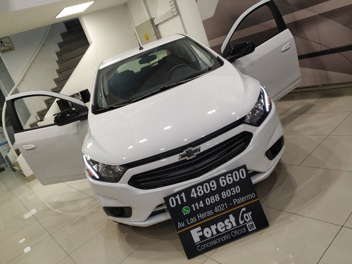 chevrolet onix  joy black 2020 con pack electrico rdf5526