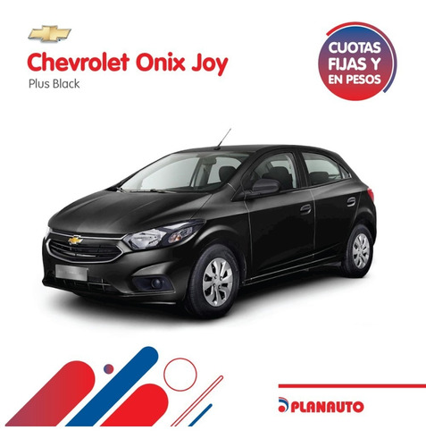 chevrolet onix joy financiado