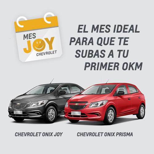 chevrolet onix joy financiamiento de fabrica cc#7