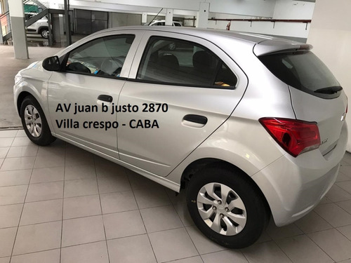 chevrolet  onix joy ls 1.4 - fym