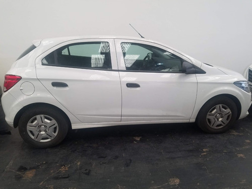 chevrolet onix joy ls 1.4 impecable kms reales! (aes)