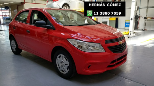 chevrolet onix joy ls 2017