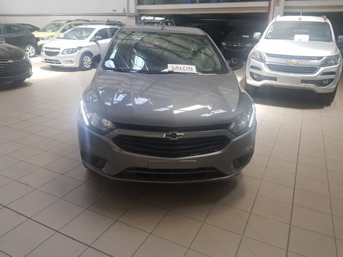 chevrolet onix joy plus 4 ptas black  linea  2020 #1