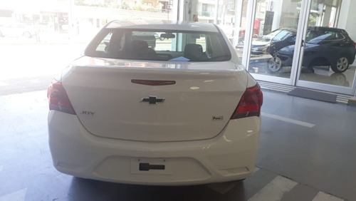 chevrolet onix joy plus black 0km forestcar balbin #5