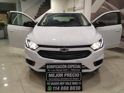 chevrolet onix joy plus black  la plata  #p3