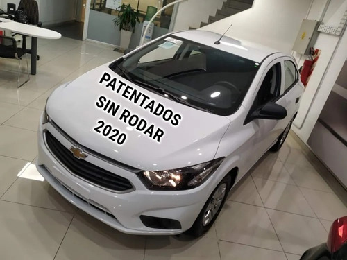 chevrolet onix joy plus patentado 0km entrega inmediata  #1