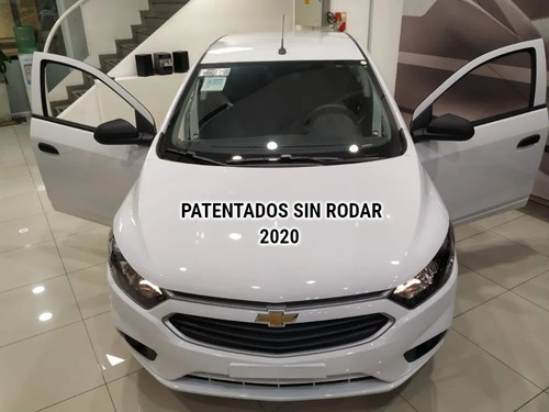 chevrolet onix joy plus patentados  sin rodar 0km 2020