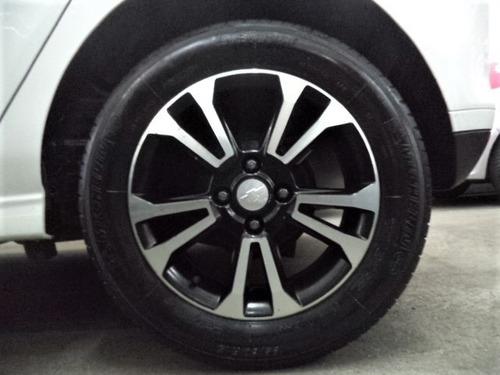 chevrolet onix lt 1.0 flex 2014  - completo + airbag + abs!!