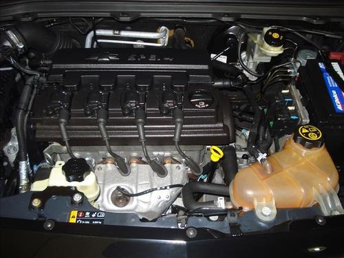 chevrolet onix lt motor 1.4 2013 preto