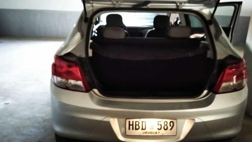 chevrolet onix lt1.4  sedan 5 puertas