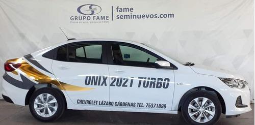 chevrolet onix paq. c lt 4 puertas