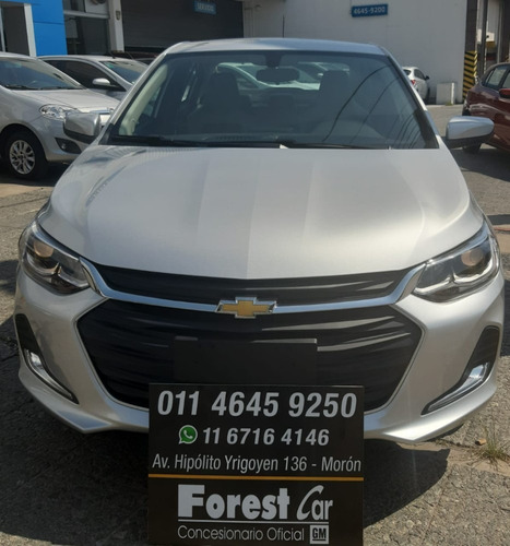 chevrolet onix plus 1.0 premier mt 2020 0km#7