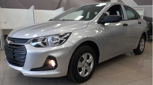 chevrolet onix plus 1.2 0km #7