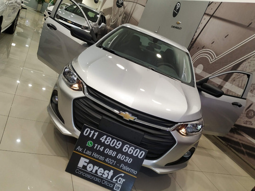 chevrolet onix plus 1.2 caja manual 0km 2020 f94