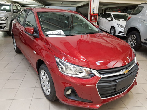 chevrolet onix plus 1.2 ls financiacion sin interes tasa0%