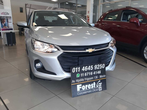 chevrolet onix plus 1.2 lt tech 0km 2020#7