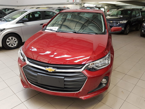 chevrolet onix plus lt tech onstar + wifi entrega inmediata