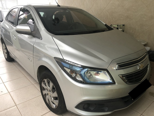 chevrolet onix prata 1.4 lt 5 portas manual
