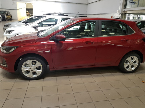 chevrolet onix premier 1.0 turbo manual 0km  wifi 2020 #1
