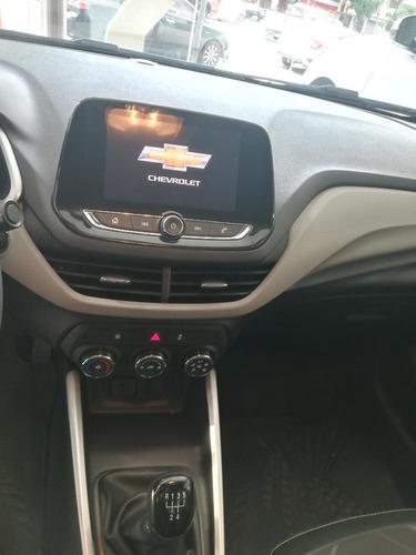 chevrolet onix premier 1.0 turbo mt $1081250 + cuotas 0km jm