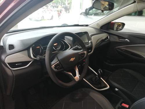chevrolet onix premier 1.0 turbo mt $917.000 + cuotas 0km vp