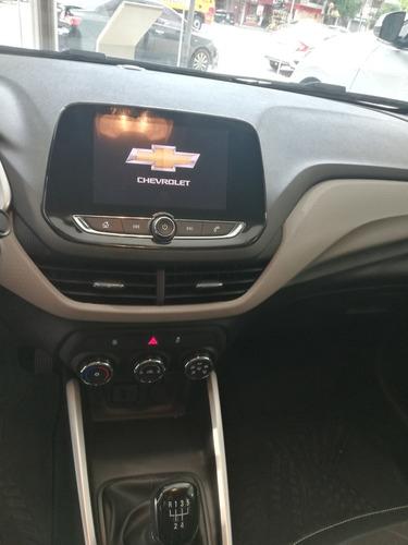 chevrolet onix premier 1.0 turbo mt$1166250 + cuotas 0km jm