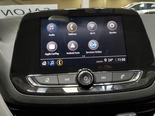 chevrolet onix turbo 1.0 caja manual wifi onstar 2020