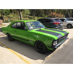Chevrolet Opala 6cc Coupê 1973 6cc Look Ss  Maravilhoso