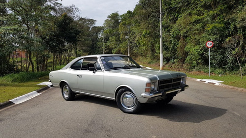 chevrolet opala coupé las vegas 1979 placa preta.
