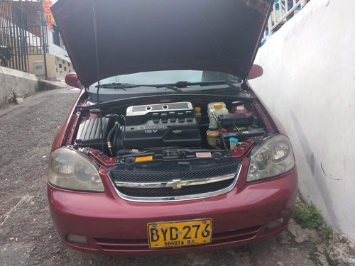 chevrolet optra 1.400 ful