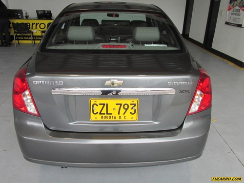 chevrolet optra 1.8 at 1800