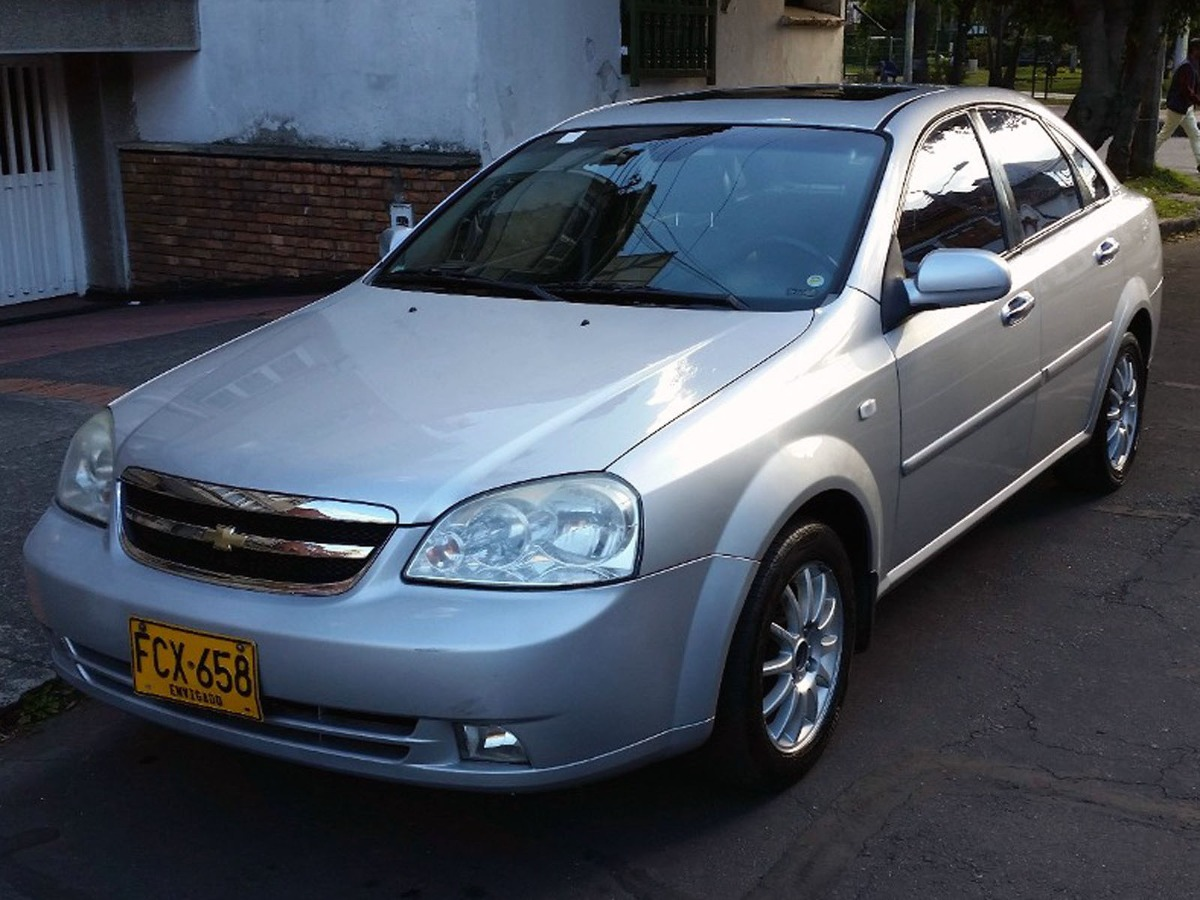 Chevrolet Optra 2007 Limited Full Equipo