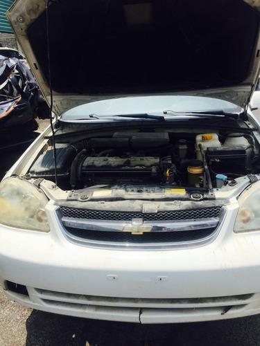 chevrolet optra 2008 automático por partes refacciones