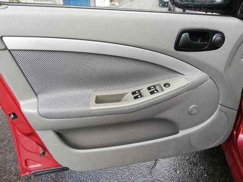 chevrolet optra 2011 advance 1.600 cc rojo velvet, 4 puertas