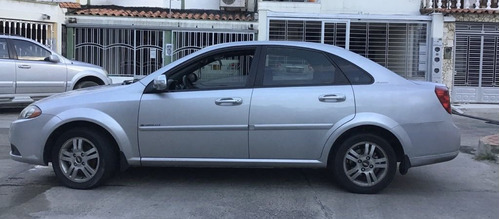 chevrolet optra advance 1.6 gris plata full equipo