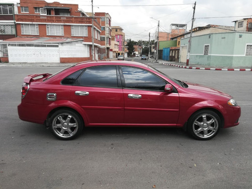 chevrolet optra advance 2013 full equipo