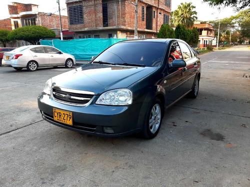 chevrolet optra advance motor1.6 2008 4 puertas gris bretaña