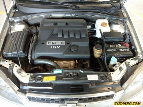 chevrolet optra advance mt 1600cc 4p