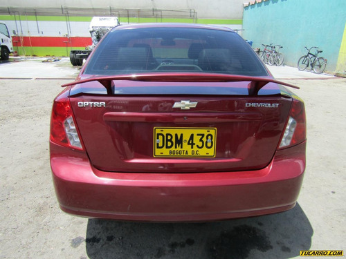 chevrolet optra advence 1600 mt