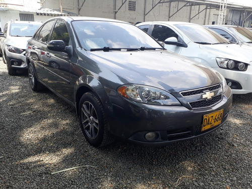 chevrolet optra at, 2011.