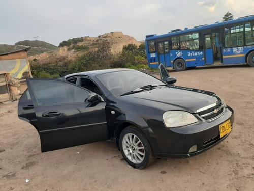 chevrolet optra automovil 2007