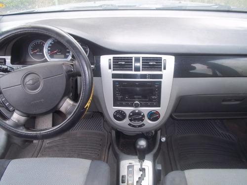 chevrolet optra desing 2007 automatico