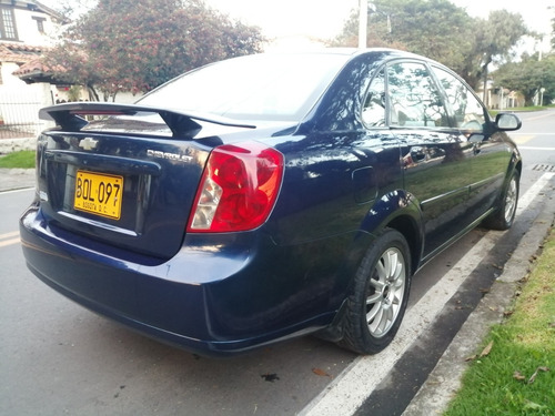 chevrolet optra  limited 1400cc mt aa